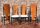 Art Deco židle